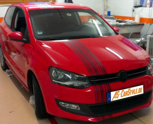 Scheibentönung und Fahrzeugbeschriftung by AS Carstyle