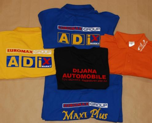 T-Shirtdruck Textildruck